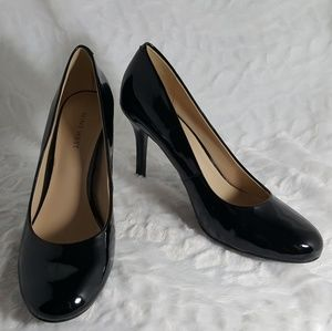 Nine West patent heels size 8.5M